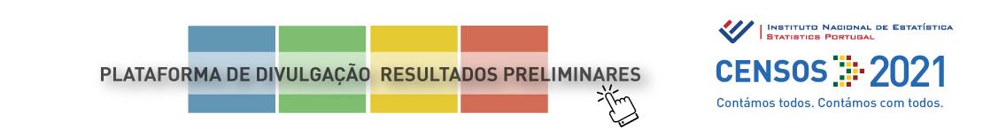 Censos 2021 - Resultados Preliminares