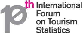 10th International Forum on Tourism Statistics