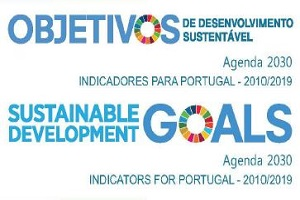 3rd edition of the publication on Sustainable Development Goals Indicators (SDG) for Portugal