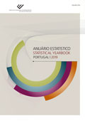 Imagem sobre Anuário Estatístico de Portugal - 2019