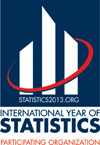 2013 - the International Year of Statistics