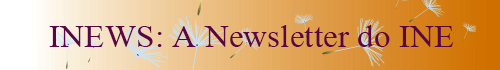 Inews - A news letter do INE